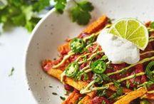 Vegan & Vegetarian / Vegan and vegetarian-friendly recipes.