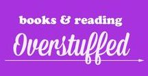 Books and Reading :: Overstuffed / Find book reviews, reading lists, and tips for helping your kids to love reading. Summer reading lists, crafts, and book clubs. Reading is wonderful! All ideas from my blog www.overstuffedlife.com