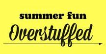 Summer Fun :: Overstuffed / Summer activities for kids and families. Summer reading, summer crafts, photography ideas, summer printables, summer fun!