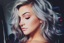 Hair dreams / Idéias de cortes e cores para se inspirar.