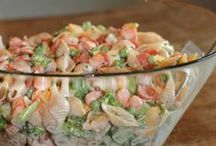 Cold Pasta Salad / by Ivy Torres