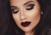 Makeup/Beleza / Idéias de maquiagem de diferentes estilos e dicas de beleza.