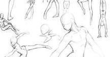 Drawing / Modelos de desenhos, rabiscos e inspirações.
