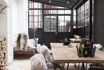 Industrieel / mFLOR inspireert je met prachtige voorbeelden van industriële interieurs. Dit board haalt de stylist in je naar boven. Waar wacht je nog op? Aan de slag!