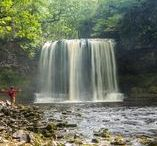 Stunning waterfalls / Can you believe these stunning waterfalls are all in the UK?