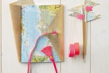 Crafty things to make / Beautiful craft projects from In The Moment Magazine