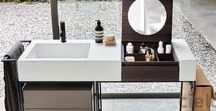 Signature Luxury Bathroom Products by Cielo / Bathroom inspiration featuring products by Cielo of Italy now available in Australia.