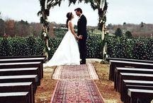 Weddings / Noções, conceitos de decoração e organização  de casamentos.