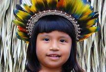 Indígenas / Um salve às nossas raízes.