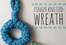 DIY & craft & knitting fun