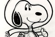 Charles Schulz - Real or Fake? / Insight into the Life of Charles Schulz. Are those drawings and signatures the real Schulz? For more Snoopy, Charlie Brown and Peanuts goodness, visit us at CollectPeanuts.com and check out our other boards.