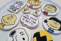 It's a Party, Charlie Brown! / From decor, to activities, to the best part of all, food, celebrate all your favorite holidays, Peanuts style. For more Snoopy, Charlie Brown and Peanuts goodness, visit us at CollectPeanuts.com and check out our other boards.