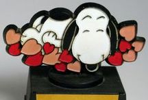 Be my Valentine, Charlie Brown! / Vintage Peanuts collectibles celebrating love, hearts and everything Valentine's Day. For more Snoopy, Charlie Brown and Peanuts goodness, visit us at CollectPeanuts.com and check out our other boards.