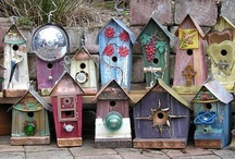 Birdhouses / by Jan Sherman