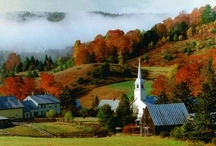 Vermont My Home / by Jan Sherman
