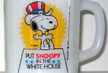 All-American Peanuts / Celebrate the red, white and blue with your favorite Peanuts characters. For more Snoopy, Charlie Brown and Peanuts goodness, visit us at CollectPeanuts.com and check out our other boards.