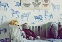 Baby & Kid room ideas! / by SitterCentral Miami