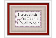 Cross-Stitch / by Jennifer Bailey