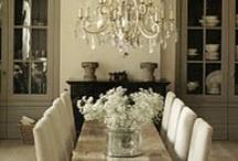 Home ~ dinning room