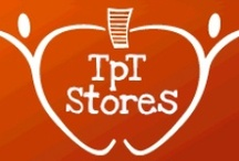 Stores: TeachersPayTeachers / RULES - This board is for pins that link DIRECTLY to the main page of your TpT store.  This board is NOT for product pins.  We're not accepting new collaborators at this time.  Thanks!
