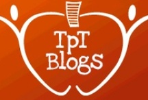 Blogs: TeachersPayTeachers / RULES - This board is for pins that link DIRECTLY to your blog or blog posting.  This board is NOT for product pins from TPT.  We're not accepting new collaborators at this time. Thanks!