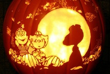 It's the Great Pumpkin Carvings, Charlie Brown! / The Great Pumpkin is looking for the most sincere Pinterest Pumpkin Patch. Will he visit this one? For more Snoopy, Charlie Brown and Peanuts goodness, visit us at CollectPeanuts.com and check out our other boards.