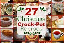 Christmas Recipes & More! / Need a little Christmas inspiration? Here you will find some brilliant recipes, crafts, tips, ideas and so much more! Have yourself a Merry Little Christmas! This is a group board. For board rules and to request to join please see this link: http://crockpotladies.com/join-pinterest-group-boards/