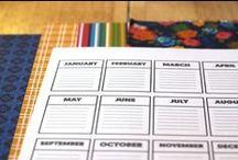 Birthday Calendar / by Deonna Hotovec