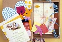 Scrapbook og Collage