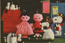 Peanuts Ads & Catalogs / Vintage Ads and Catalogs featuring Peanuts products for sale. For more Snoopy, Charlie Brown and Peanuts goodness, visit us at CollectPeanuts.com and check out our other boards.