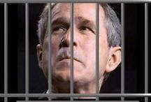 Prosecute Bush / by Judy Newman