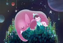 illustrations for kids / by Amanda Bryson