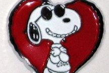 'Cause he's Joe Cool! / Joe Cool...dressin' up right, Going out to catch a lady to take out tonight. Put the shades on...precious pearly white; Lookin' casual, feelin' dynomite. For more Snoopy, Charlie Brown and Peanuts goodness, visit us at CollectPeanuts.com and check out our other boards.
