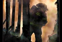 Heroes: Fire & Police / by Jennifer Bailey