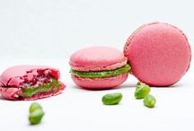 Macarons!  Ooh la la!! / I could eat macarons all day long... / by Kristy Schalk