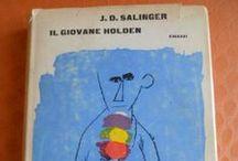 Il giovane Holden / Un board per festeggiare la nuova traduzione italiana di Matteo Colombo del capolavoro di Salinger.