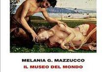 Il museo del mondo / Una mappa: cinquantadue opere d'arte alla base di cinquantadue storie raccolte da Melania G. Mazzucco nel libro IL MUSEO DEL MONDO