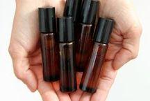 That's the Rub / Essential Oils / by Courtney Leach
