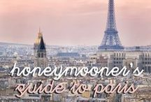 Honeymooner's Guide to Paris / Planning a romantic getaway to the City of Love? Let us help!