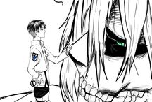 Shingeki no Kyojin, Ereri <3 / One of my TOP 5 anime ❤ I LOVE IT!