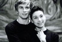 Nureyev and Fonteyn