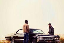 Supernatural, J2 + Misha Collins