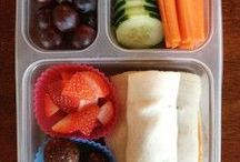 Kids Lunchbox Ideas / Creating healthy, nutritious and varied lunch boxes can be tricky... especially if you have a picky or fussy eater.  Here are some ideas - guaranteed to inspire and create a more engaged child.  Easier for you, too!