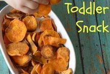 Healthy Toddler Snacks / Snack time can be stressful, especially if you have a picky little eater to contend with.  Coming up with healthy and simple kids snack ideas can be very challenging - here are some of our favourite inspirations.  Nutritious, delicious and sure to delight children.