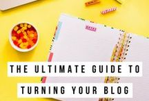 Blogging | Tips and advice / Blogging hints, tips and tricks. Including Wordpress help and strategies to grow your social media.