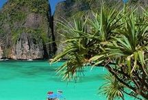 Travel | Luxurious holiday and travel desitinations / Travel inspiration. Luxury travel. Favourite holiday destinations.