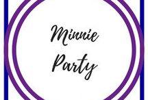 Minnie Party Ideas