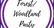 Forest/Woodland Party