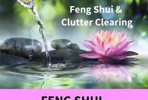 Courses in Feng Shui & Energy Balancing / Courses that teach how to create healthy and supportive surroundings, to improve your mental, physical and emotional wellbeing, opportunities and all aspects of your life.