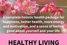 Courses in Holistic Health / Restore balance in your body, mind, emotions, spirit and everything in your life, such as social interaction, relationships, environment and surroundings. Balance creates the ultimate healing platform for everything to start working well again. This is holistic health at its best.